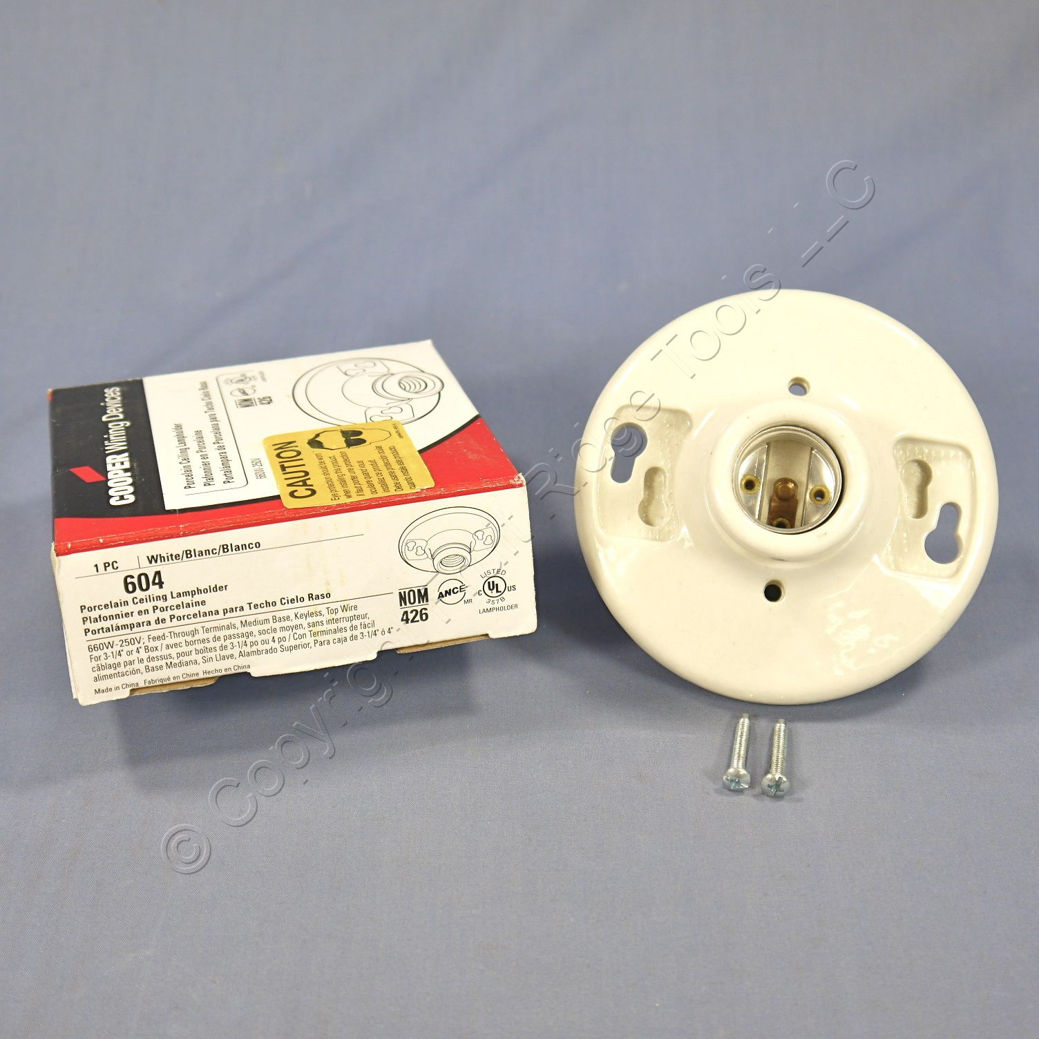 How To Wire A Porcelain Ceiling Lamp Holder