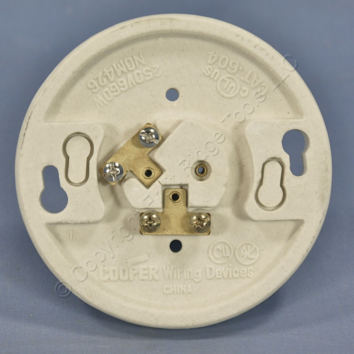 Nice Wiring Porcelain Light Socket Pictures Wired Fixture Diagram Bulb Types Shop Cooper Ceiling Lampholder Keyless