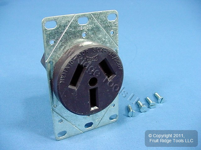 Buy Eagle Electric Range Outlet Receptacle Stove Oven 10 50 50a 125