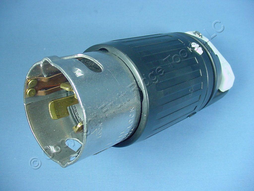 Buy Hubbell Bryant California Style Twist Locking Plug Non-NEMA 50A ...