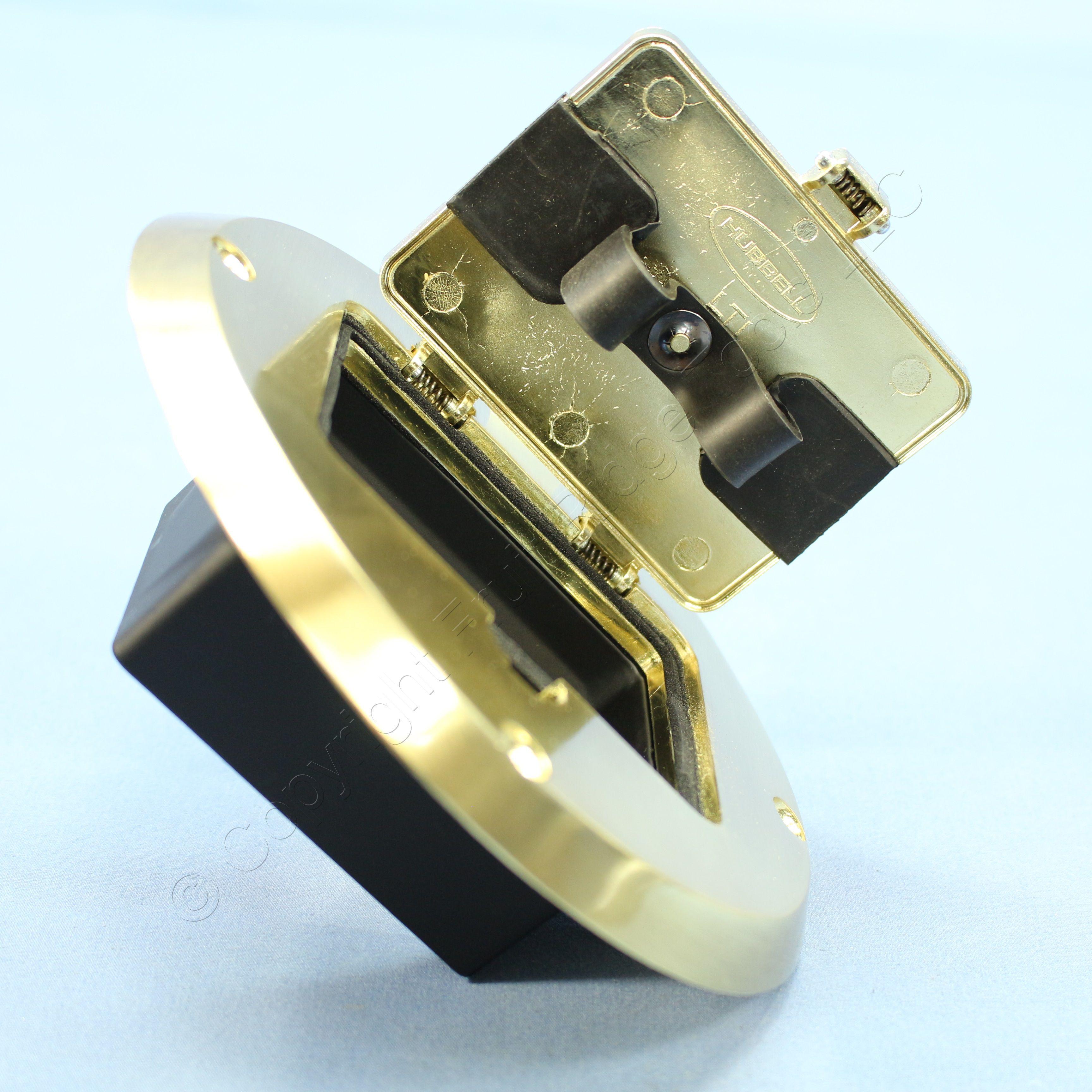 floors ip floor hubbell poke outlet aluminum assembled one piece recessed system com thru walmart