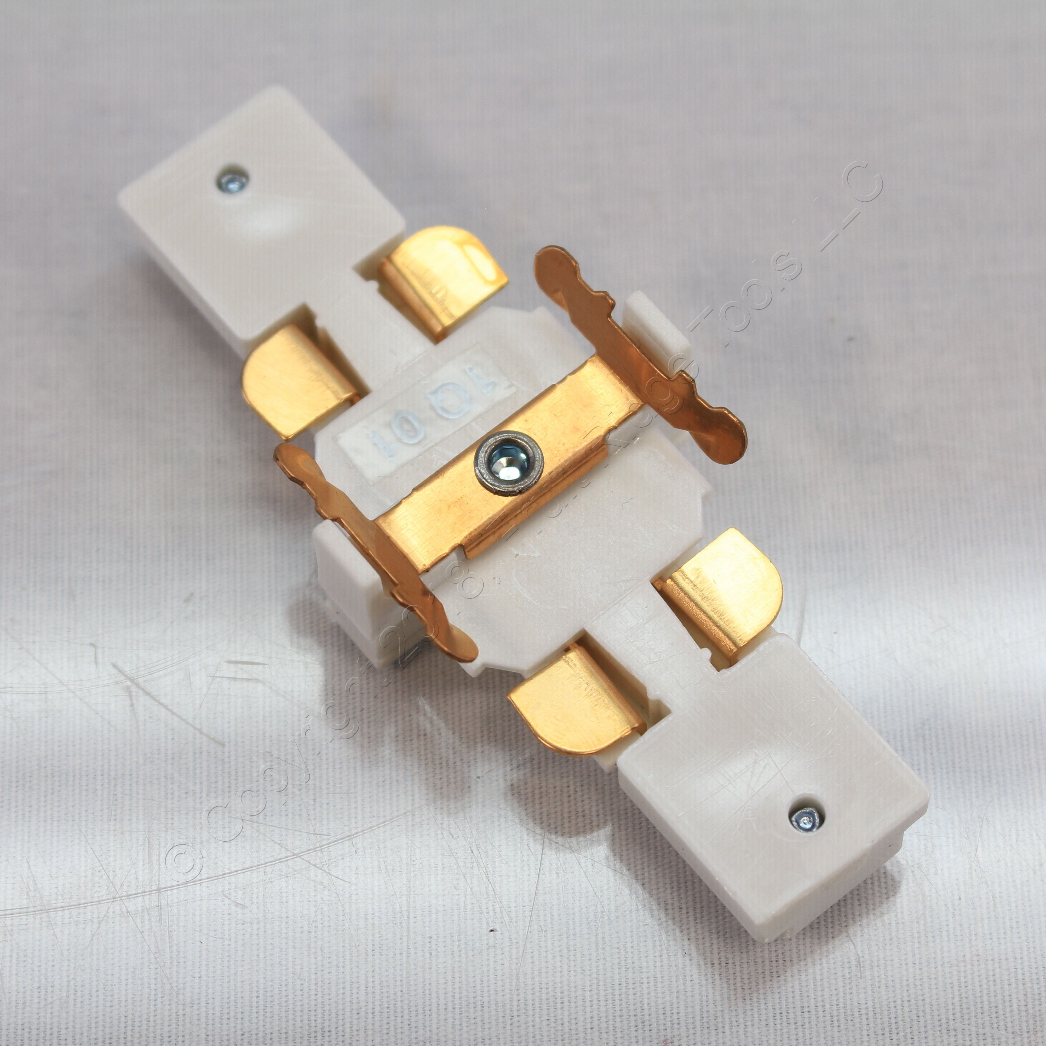 Details about new contech lighting white end to end track mini connector single circuit la 2 p