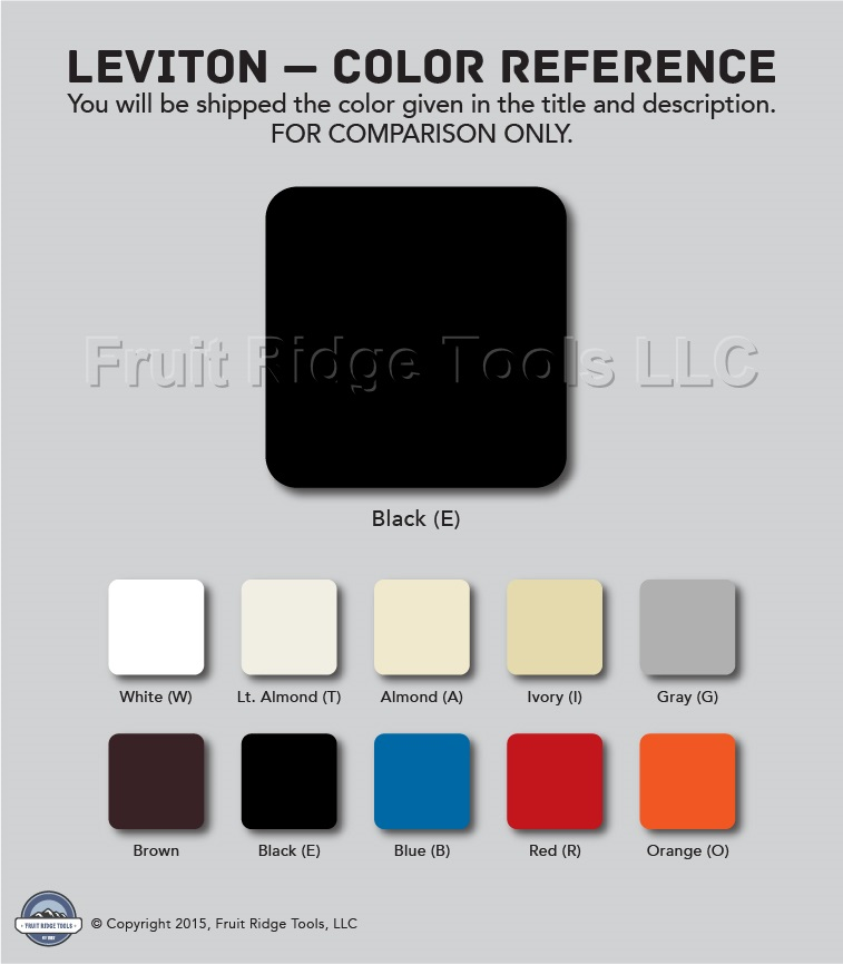 Buy Leviton Industrial Grade Non-NEMA Twist Turn Locking Receptacle ...