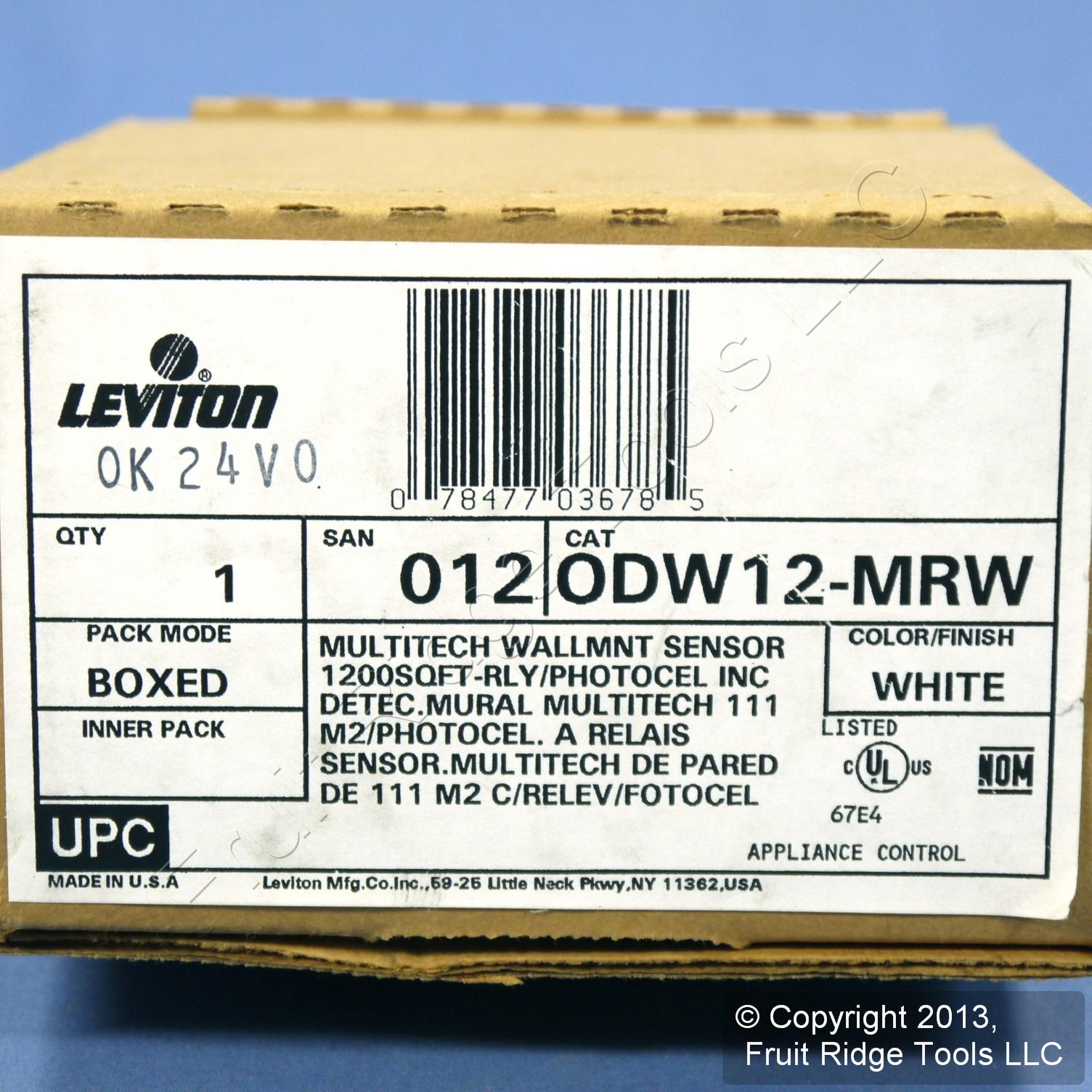Best Leviton Mfg Co Inc Photos - Simple Wiring Diagram Images ...