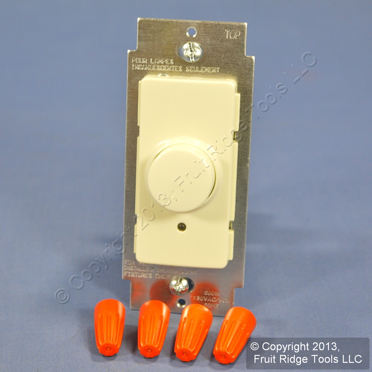LRPI06 1LA EA 3 leviton illumatech almond push on off preset rotary dimmer light leviton 5625 wiring diagram at soozxer.org