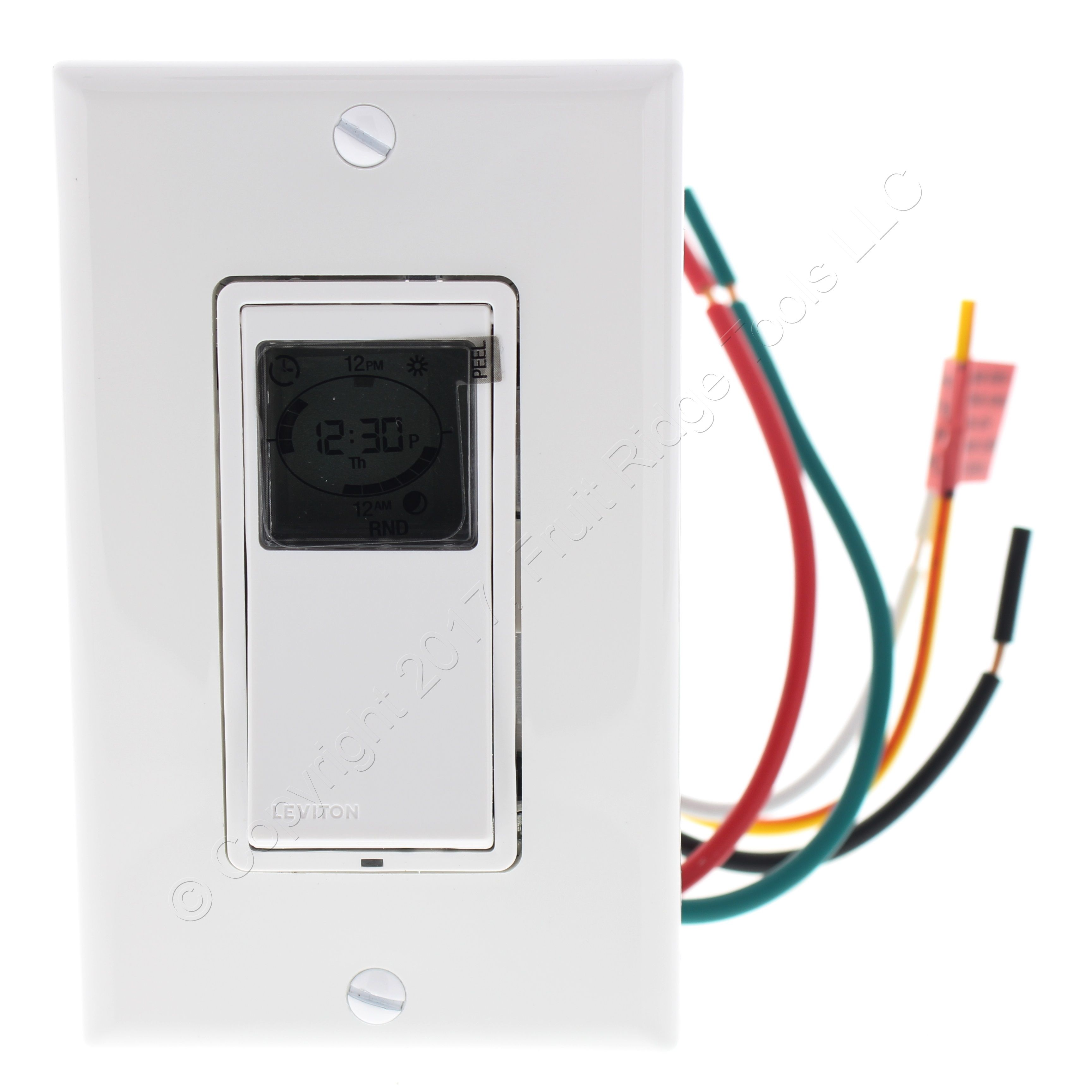 Leviton Wiring Devices Philippines Diagram Home Wall Light Switch New Vizia 24 Hour Programmable Timer Astronomical Switches