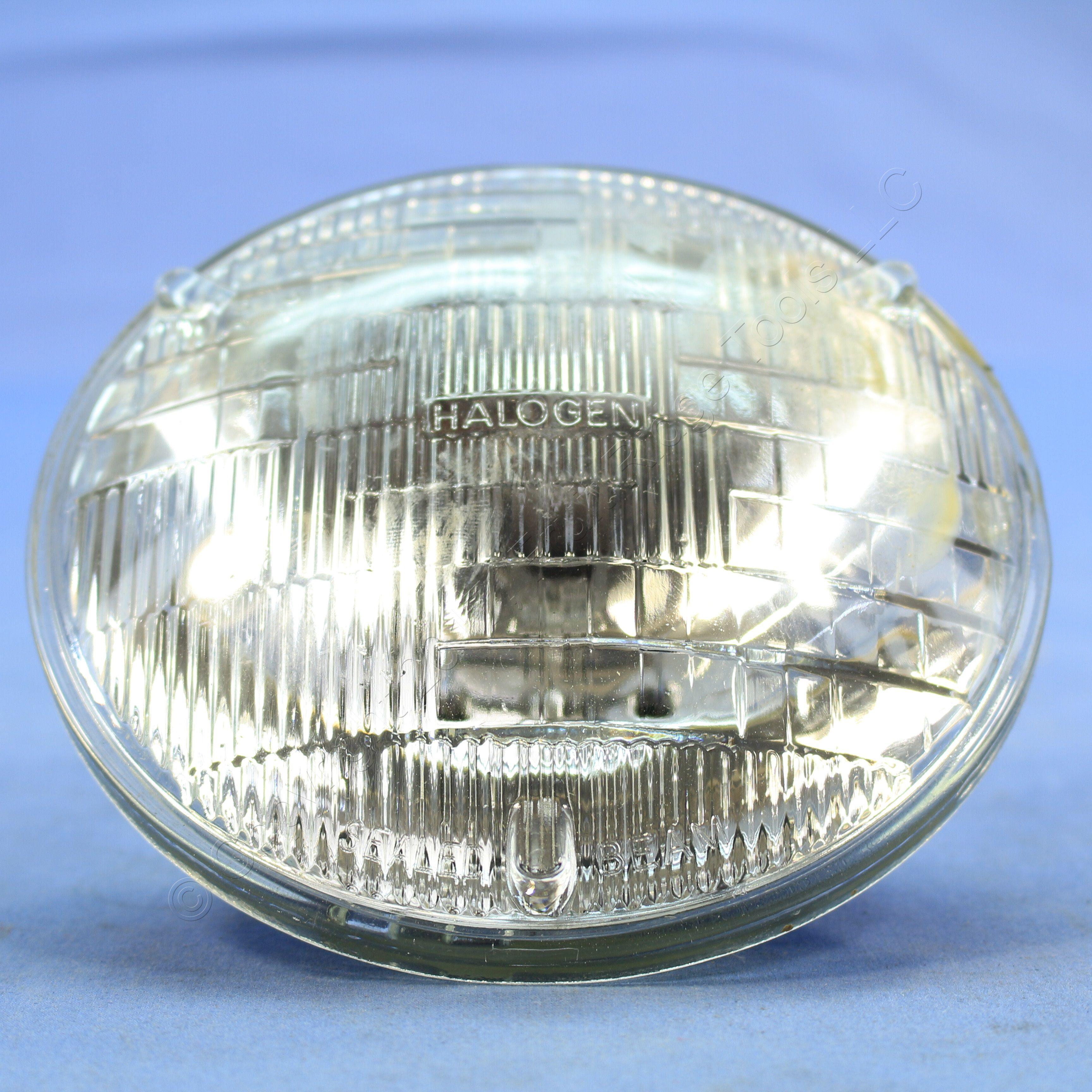NEW PHILIPS H5006 Round Halogen Headlamp C-6 12V 35W High/Low Beam on