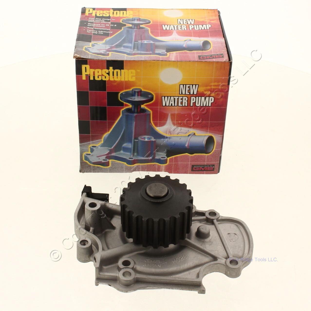 New Prestone by GMB Water Pump 135-1390 for 97-00 EL 96-00 Civic
