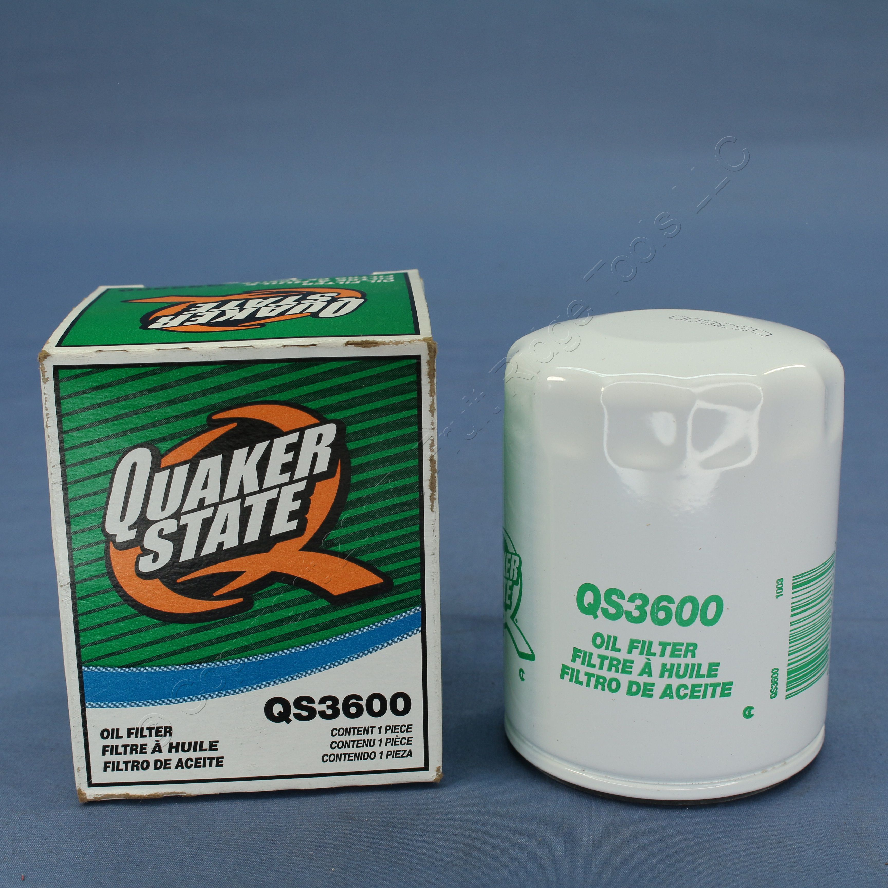 New Quaker State Qs3600 Engine Oil Filter Replacement Ebay